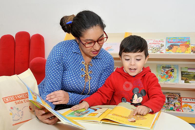 Los 10 pasos para fomentar la lectura en familia