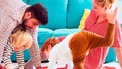 Tiempos de cuarentena: Jugar en familia: una forma entretenida de cuidar y sanar – Hola Mujer