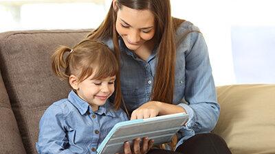 Primera infancia: Videocuentos ayudan a potenciar el desarrollo del lenguaje |  El Mercurio