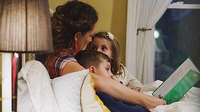 Mes del Libro, cultivar la lectura en familia