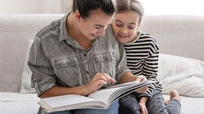 Mes del Libro, aprende cómo fomentar la lectura en casa |  Norte 360º